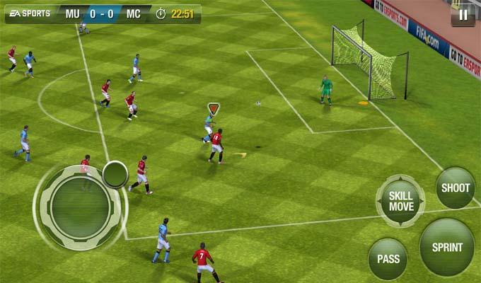 Fifa 13 iPad-2