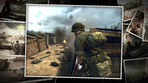 Photo du jeu Frontline Commando : D-Day