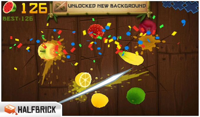 Fruit Ninja HD  Gratuit iPad-2
