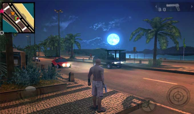 Gangstar Rio City of Saints iPad-2
