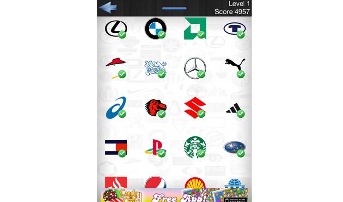 Logo Quiz Ultimate Gratuit iPhone-3