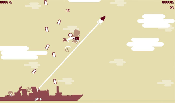 Luftrausers PS3 2