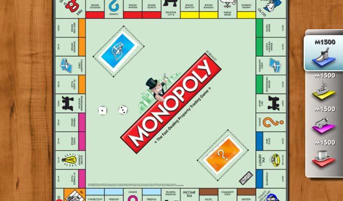 Monopoly iPad-2