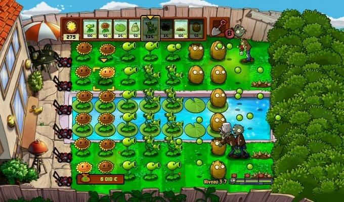 Photo de Plante contre Zombies