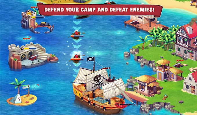 Playmobil Pirates Gratuit iPad-2