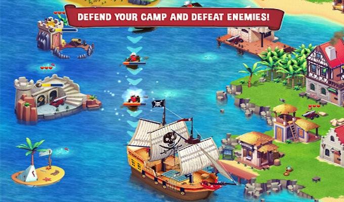 photo du jeu playmobil pirates gratuit sur ipad - Playmobil Gratuit