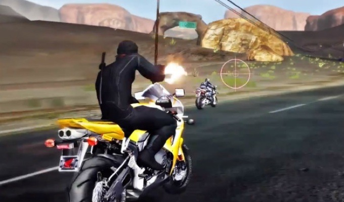 Photo du jeu Road Redemption
