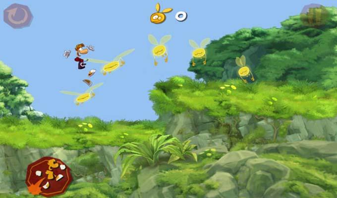 Rayman Jungle Run iPad-2