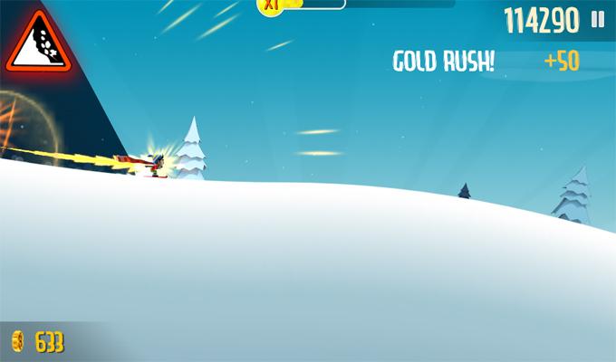 Ski Safari iPad-2
