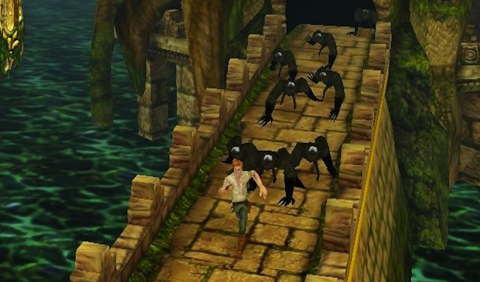 Photo du jeu Temple Run Gratuit sur iPhone