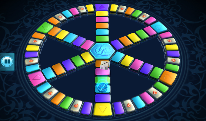 Trivial Pursuit Master iPad-2