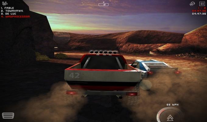 Uber Racer 3D Sandstorm Gratuit iPad-2