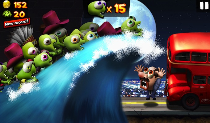 Zombie Tsunami Gratuit iPad-2
