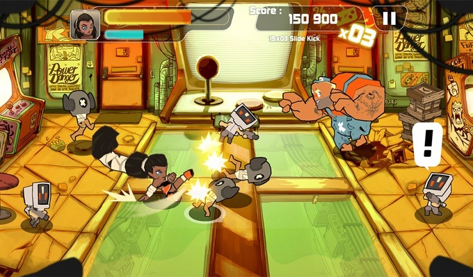 Photo du jeu Combo Crew sur iPhone