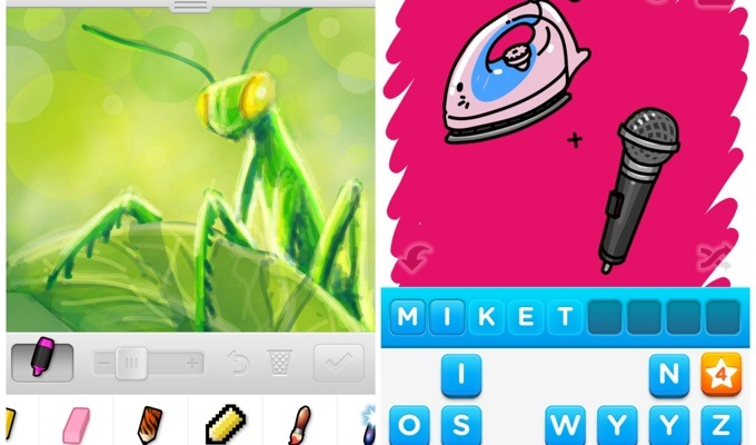 Photo du jeu Draw Something 2