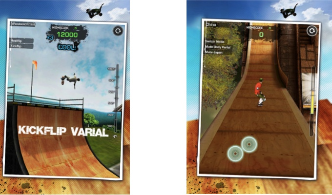 Photo du jeu Mega Ramp sur iPhone
