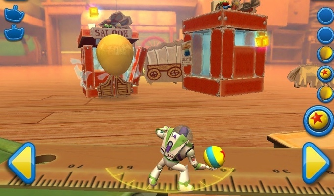 Photo du jeu Toy Story Smash It