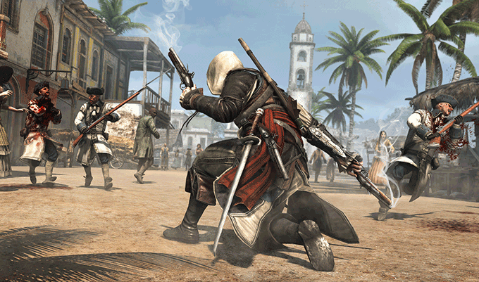 Photo de Assassin's Creed IV