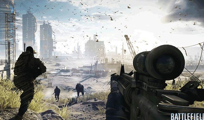 Photo de Battlefield 4