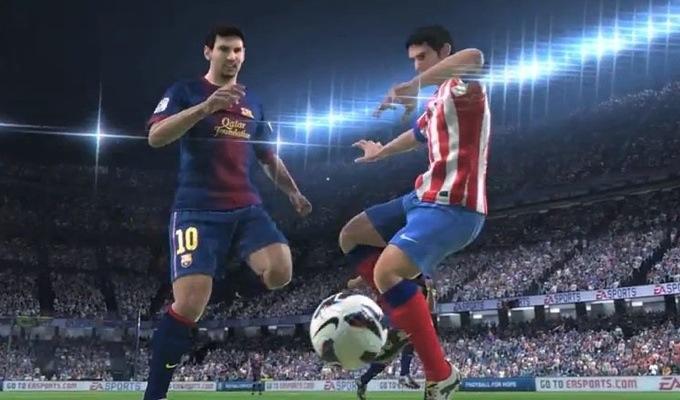 Photo du jeu Fifa 14
