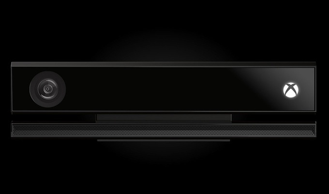 Photo de la nouvelle Kinect de la Xbox One