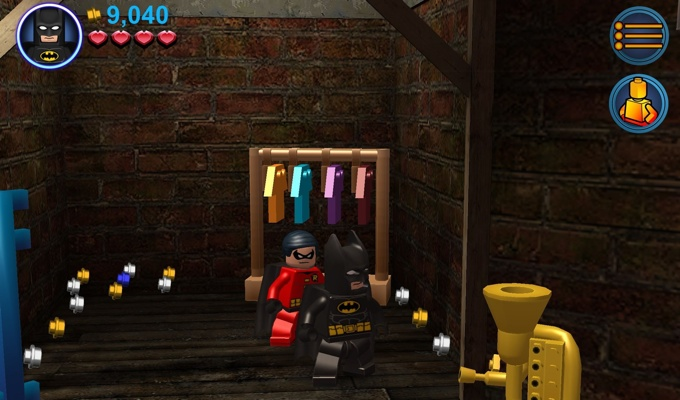 Photo du jeu Lego Batman DC Super héros