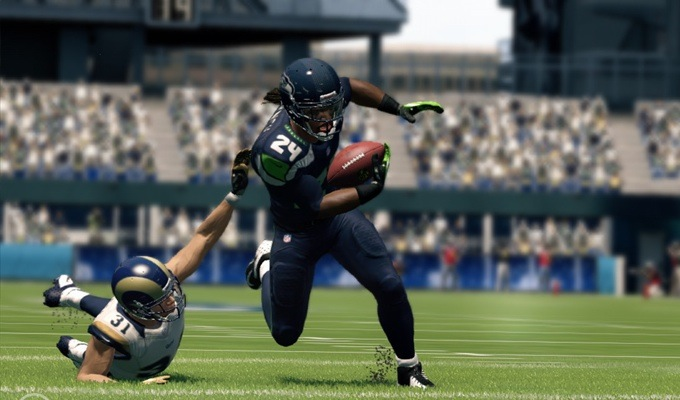 Photo du jeu Madden NFL 25