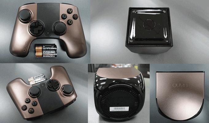 Photo de la console OUYA Edition Limitée