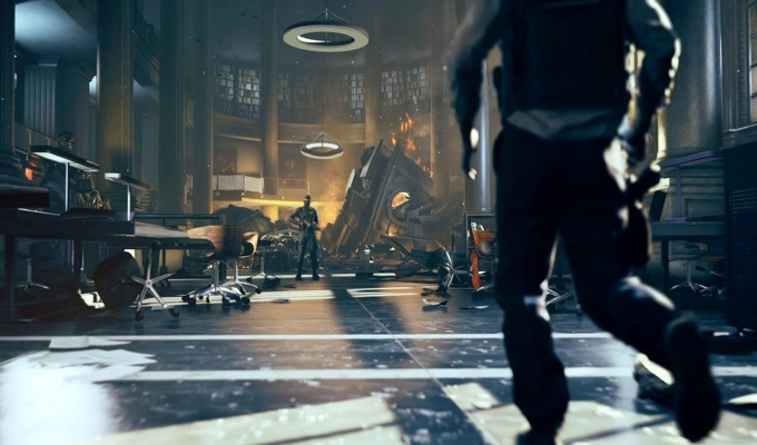 Photo du jeu Quantum Break