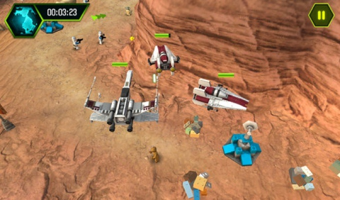 Photo du jeu The Yoda Chronicles sur iPhone