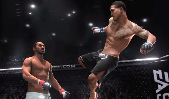 Photo du jeu UFC sur Xbox One
