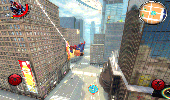 Photo de The Amazing Spiderman iPhone