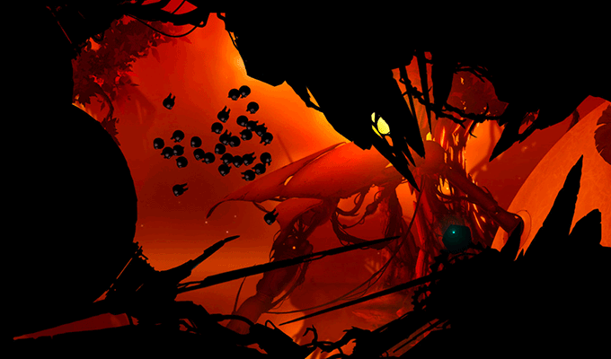 Photo de Badland iPad