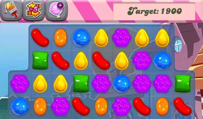 Photo de Candy Crush Saga