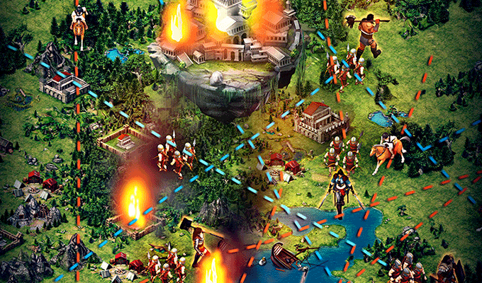 Photo de Game of War iPhone