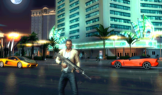 Photo de Gangstar Vegas iPhone