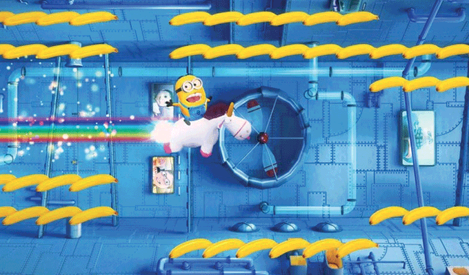 Photo de Moi Moche et Méchant : Minion Rush