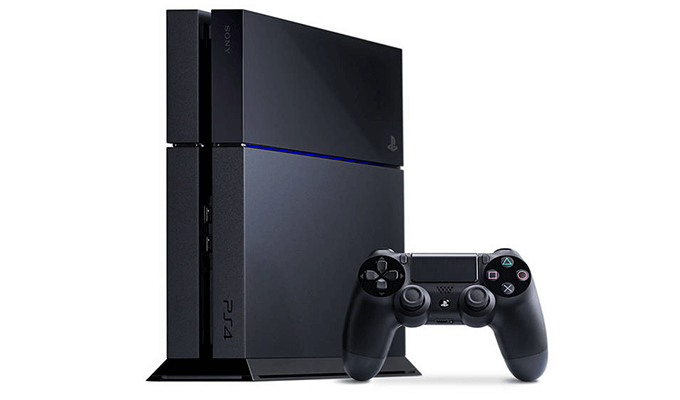 Photo de la Playstation 4