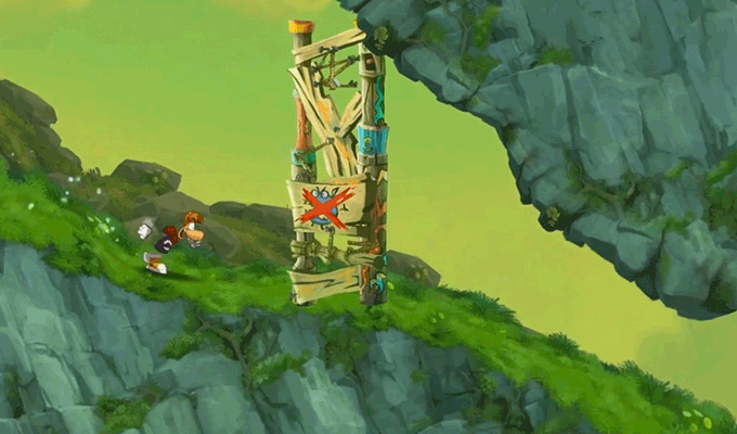 Photo de Rayman Jungle Run