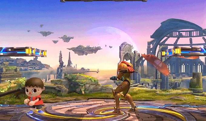 Photo de Super Smash Bros Wii U