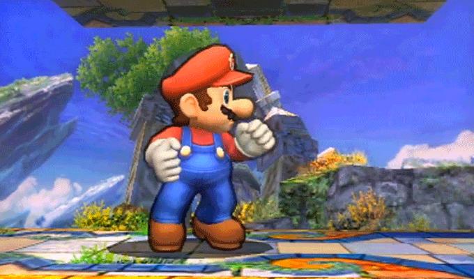 Photo de Super Smash Bros 3DS