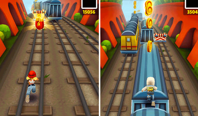 Photo de Subway Surfers Android