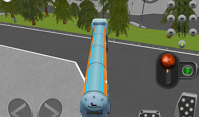 Photo de Trucker : Parking Simulator iPhone