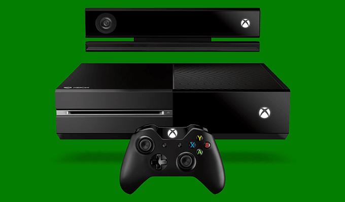 Photo de la Xbox One