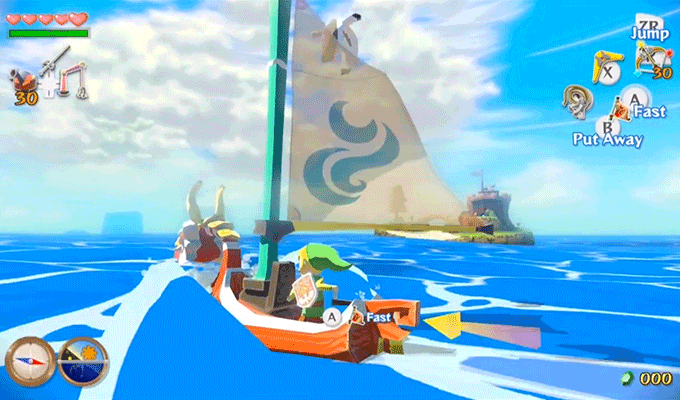 Photo de The Legend Of Zelda : The Wind Waker