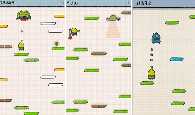 Photo de Doodle Jump Android